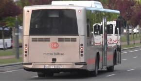 Bus metro Bilbao